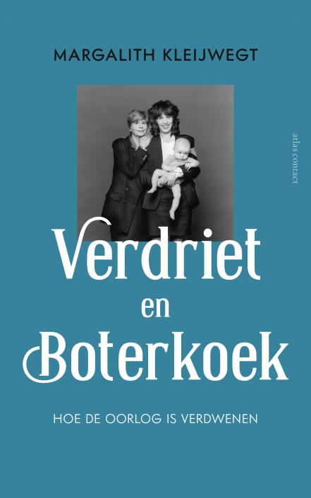 Margalith Kleijwegt presenteert haar nieuwe boek
